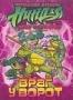 Черепашки мутанты ниндзя. Новые приключения: Враг у ворот (2005)